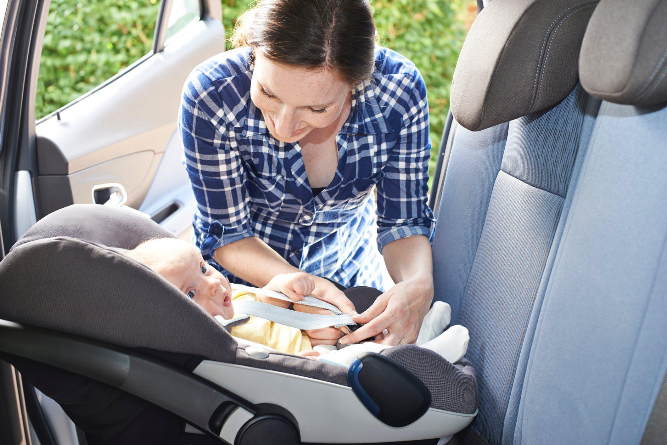 voyage avec un nouveau-né